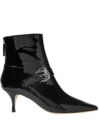 DORATEYMUR Dorateymur Woman Saloon Buckled Patent-leather Ankle Boots Black Size 35