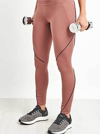 Under Armour Dusky Pink Misty Leggings - XS - Pink