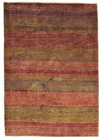 Nain Trading 176x123 Persian Gabbeh Kashkuli Rug Brown/Orange (Iran/Persia, Wool, Hand-Knotted)