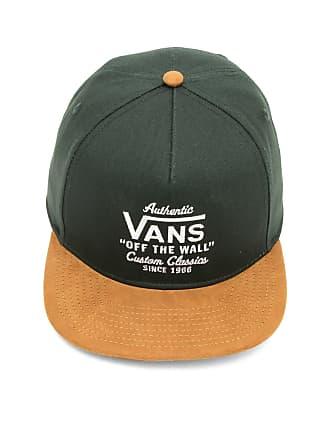 d2e61f7d73 Vans Boné Vans Snapback Wabash Verde Amarelo