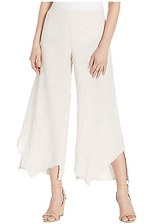 Xcvi Astri Linen Pants (Tapioca) Womens Casual Pants