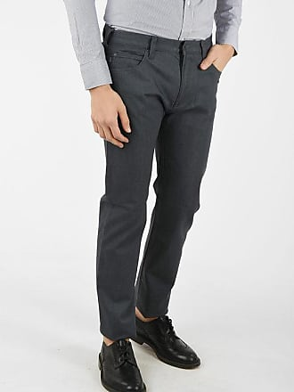 Armani JEANS 19cm Stretch Denim Slim Fit Jeans L 34 Größe 33