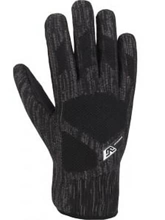 Gordini Mens ERGOknit GORE WINDSTOPPER Stretch Fleece Palm Gloves - Black