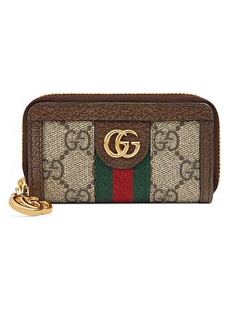 82e0f53f184 Gucci Funda para Llaves Ophidia con GG