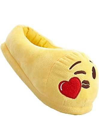 Bonprix Pantofola Emoji (Giallo) - bpc bonprix collection 3f0e51e7e2c