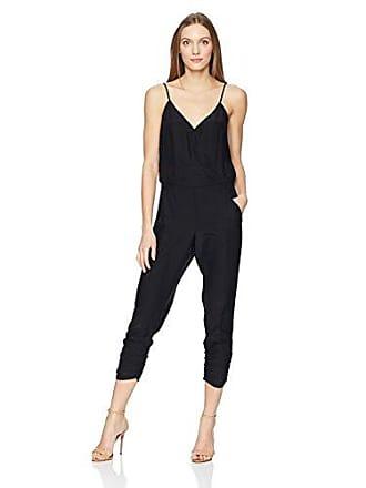 Parker Womens Liv Jumpsuit, Black, L