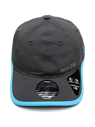 66b0d44cb7f9d New Era Boné New Era Strapback 920 Piping Cinza