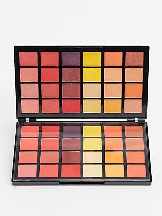 Revolution Colour Book Eyeshadow Palette - Oranges CB03-Multi