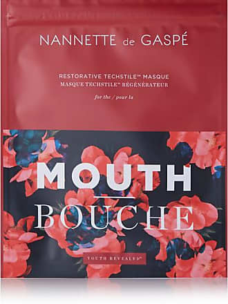 Nannette de Gaspé Restorative Techstile Mouth Masque - Colorless