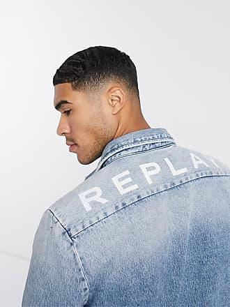 Jeansjacka från Replay till herr.
