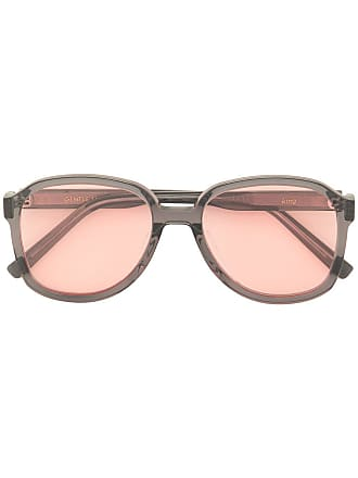 Gentle Monster Óculos de sol King - Cinza