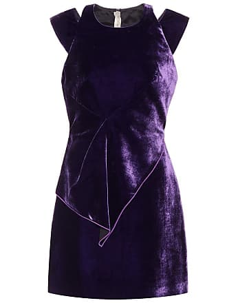 Roland Mouret Exclusive to mytheresa.com - Torrens velvet dress
