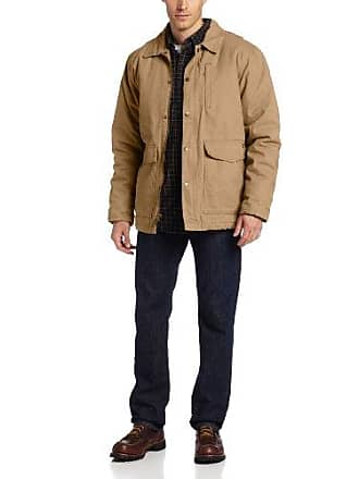 Wolverine Mens Hawksbill Duck Coat, Hickory, XX-Large