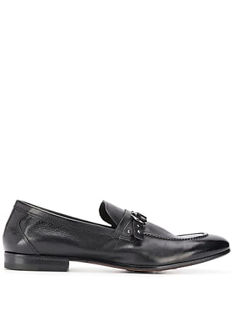Henderson Baracco buckle loafers - Preto