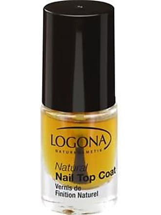 Logona Make-up Nails Natural Nail Top Coat 4 ml
