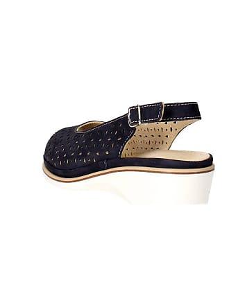 Cinzia IPCINZIA Femme Soft 001 Sandale Bleu exBdCo