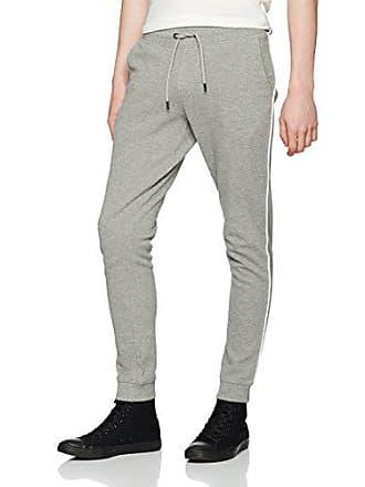8c983ea9665518 Jack   Jones Herren Hose JCOPIQUE Sweat Pants Grau (Light Grey Melange  Fit Tight
