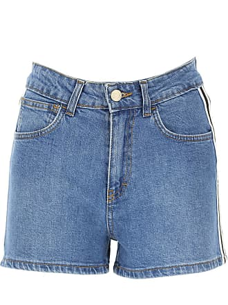 027a28140a63 GCDS Shorts para Mujer, Pantalones Cortos Baratos en Rebajas, Vaquero,  Algodon, 2017