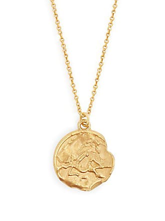 ALIGHIERI Virgo 24kt Gold Plated Necklace - Womens - Gold
