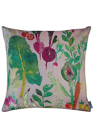 bluebellgray Vegetable Patch Rosehip Cushion - Pink