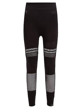 78ce92c9033078 adidas by Stella McCartney Adidas By Stella Mccartney - Warp Knit Laser Cut  Leggings - Womens