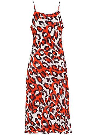 Diane Von Fürstenberg Lespo silk slip dress