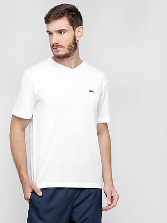 Lacoste Camiseta Lacoste Gola V Masculina - Masculino b3d218faa5