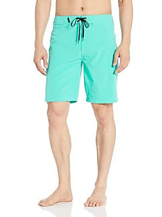 8a55ddf4b5 Hurley Mens Phantom One and Only Board Shorts, Hyper Jade, 31