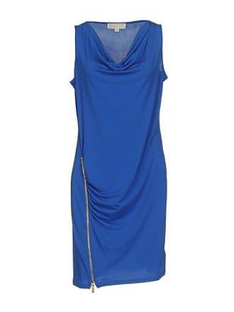 Vestido azul turquesa michael kors
