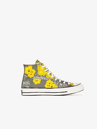 Converse Multicoloured Chuck Taylor All-Star floral print sneaker