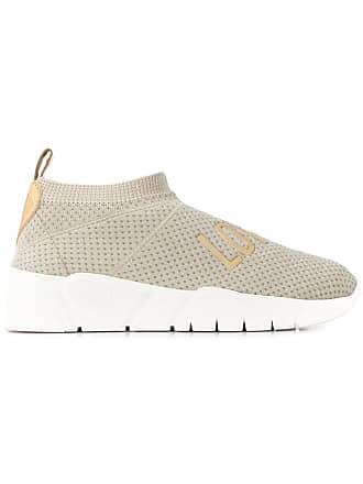 Love Moschino Love slip-on sneakers - Neutrals