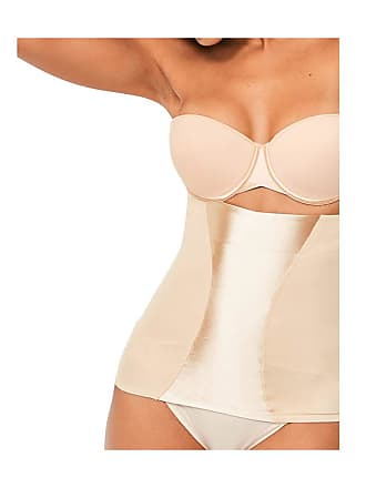 0a19efda36 Maidenform Womens Easy-Up Pull On Waist Nipper size Medium in Nude