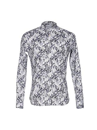 Hemden mit Blumen-Muster Online Shop − Bis zu bis zu −56%   Stylight 8bab8fe59e