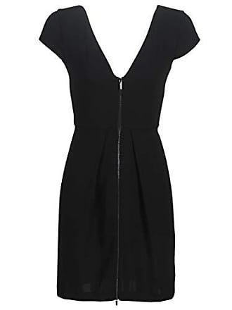 be7c8d1d086c82 Armani HELABINA Kleider Damen Schwarz - T2 - Kurze Kleider