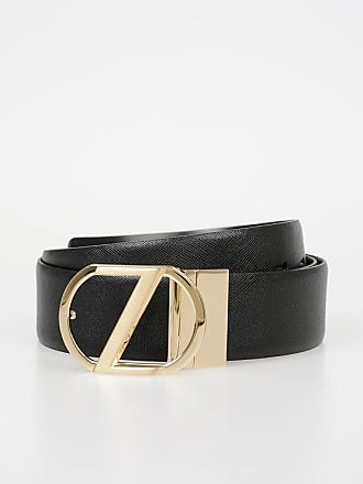 Ermenegildo Zegna Z 40mm Leather Reversible Belt size 115