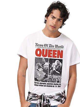 Queen Camiseta Queen News of The World