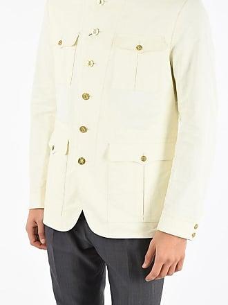Corneliani CC COLLECTION FIELD giacca ADAMSON in misto lino taglia 50
