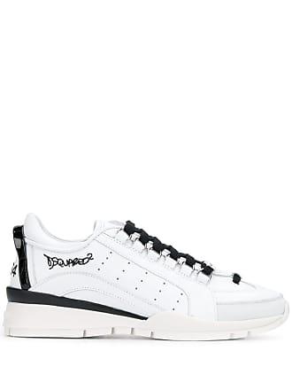 Dsquared2 Sneakers 551 - Di Colore Bianco b6acf97482d