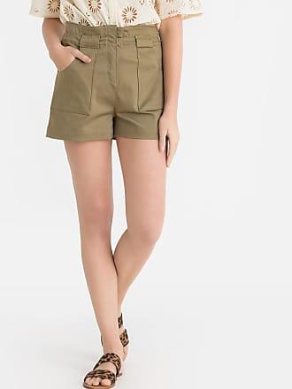 Chino Korte Broek Dames.Hoge Taille Shorts Voor Dames Shop Tot 73 Stylight