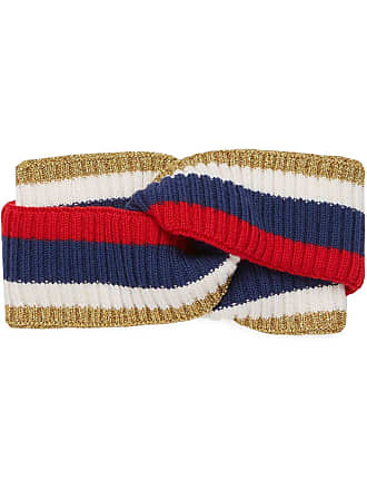 0771f60998e Gucci Sylvie Web wool headband - White