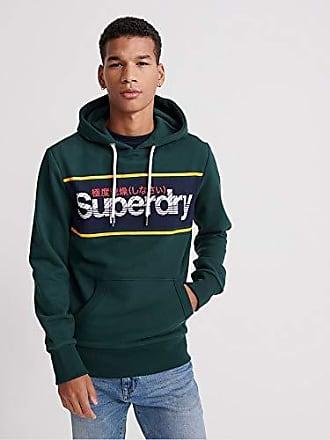 Superdry Highway Hood Sweat Shirt À Capuche Homme: