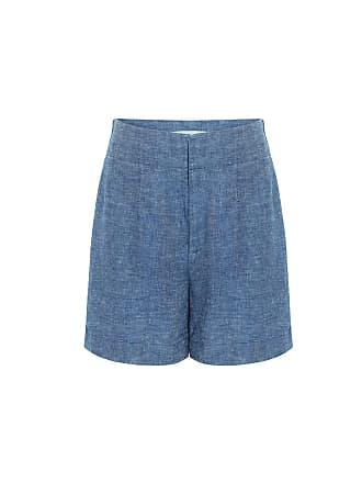 Derek Lam High-Waisted Denim Shorts Denim