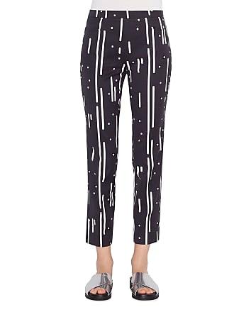 43db4a7a95e1 Akris Franca Memphis Cotton-Stretch Pants
