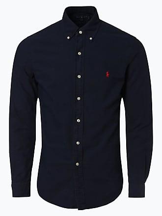 658c09332d939a Polo Ralph Lauren Herren Hemd - Slim Fit blau