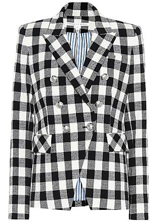 Veronica Beard Miller Dickey linen-blend blazer