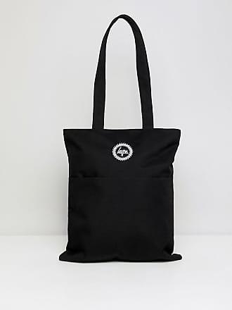 57a34b371dfd2 Hype Schwarze Shopper-Tasche - Schwarz