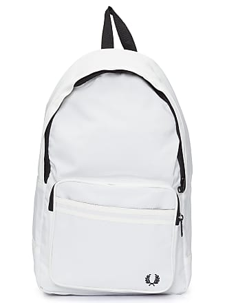 Fred Perry MOCHILA MASCULINA TWIN TIPPED - BRANCO