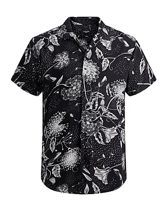 Jack   Jones Slim Fit Print Short Sleeved Shirt 311c7bed0fc34