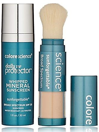Colorescience Sunscreen Daily UV Essentials - Whipped Mineral Sunscreen and Brush-On Sunscreen Powder