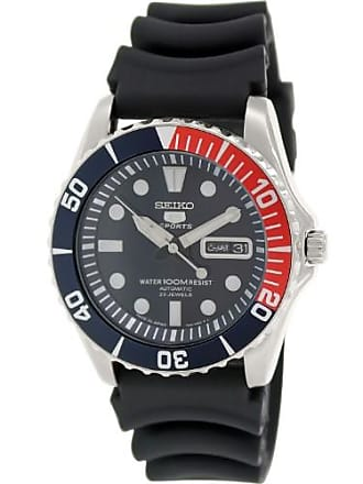 Seiko 5 Sports Automatic Blue Dial Mens Watch SNZF15J2